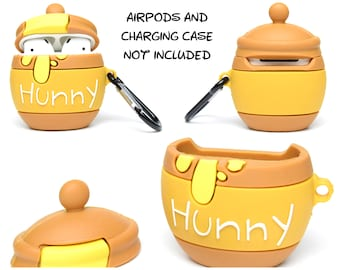 Hunny Pot AirPods Case Cover | AirPods & Charging Case NOT Included | Winnie the Pooh