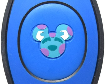 Sully MagicBand 2.0 Decal | Monsters Inc Magic Band Decal | Disney World Trip Vinyl Sticker