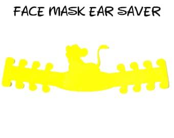 Simba Face Mask Ear Saver | Lion King | Ready to Ship!