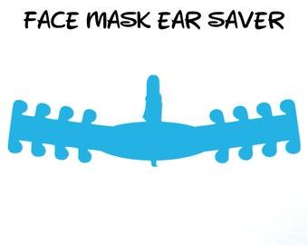 Sally Face Mask Ear Saver | Disney Nightmare Before Christmas | Ready to Ship