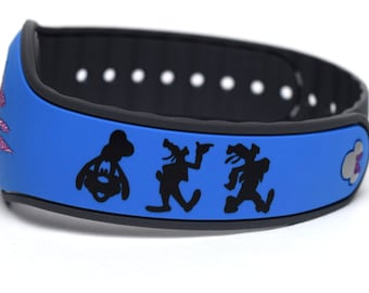 MagicBand Goofy Decals | Magic Band Decal | Goofy Magic Band Decals | Goofy MagicBand Decal | Magic Band Goofy | MagicBand Decal Goofy