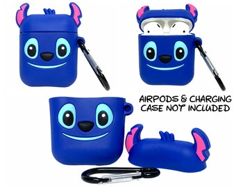 Stitch AirPods Case Cover | AirPods & Charging Case NOT Included