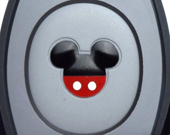 Mickey Mouse MagicBand 2.0 Decal | Magic Band Decal | Disney World Trip Vinyl Sticker