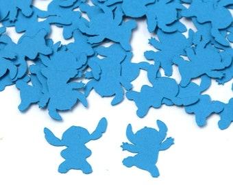 Stitch Confetti | Stitch Party Confetti | Stitch Party Supplies | Disney Confetti | Disney Party | Stitch Birthday | Lilo and Stitch