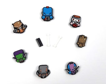 Guardians of the Galaxy Cable Protectors | Ready to Ship!