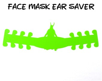 Loki Face Mask Ear Saver | Marvel Avengers | Ready to Ship
