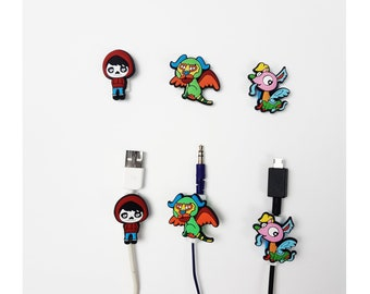 Coco Cable Protectors | Android iPhone cables