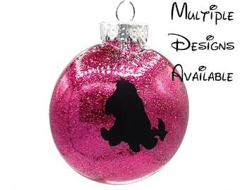 Winnie the Pooh Christmas Tree Disc Ornament | Disney Christmas Tree Ornament | Winnie the Pooh Christmas Ornament | Tigger | Eeyore Piglet