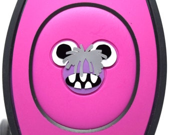 Monster Boo MagicBand 2.0 Decal | Monsters Inc Magic Band Decal | Disney World Trip Vinyl Sticker