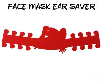 Spider-Man Face Mask Ear Saver | Marvel Avengers | Ready to Ship