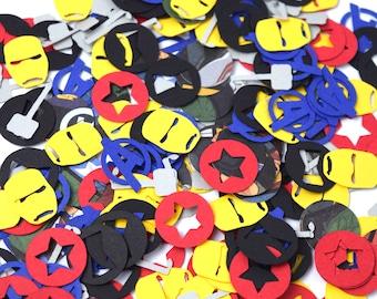 Avengers Confetti | Disney Birthday Confetti | Avengers Party Confetti | Disney Confetti | Disney Party | Avengers Birthday Party Decor