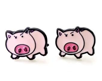 Toy Story Hamm Earrings | Toy Story Earrings | Pig Earrings | Toy Story Jewelry | Disney Earrings | Disney Jewelry | Hamm Toy Story Gift