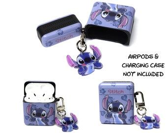 Stitch AirPods Case Cover   AirPods & Charging Case NOT Included   Lilo and Stitch