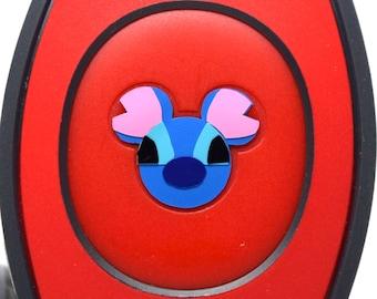 Stitch MagicBand 2.0 Decal | Lilo & Stitch Magic Band Decal | Disney World Trip Vinyl Sticker