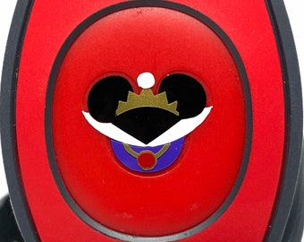 Evil Queen MagicBand 2.0 Decal | Snow White Magic Band Decal | Disney World Trip Vinyl Sticker | Wrist Band Decoration for Puck Mickey