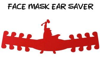 Thor Face Mask Ear Saver | Avengers | Ready to Ship