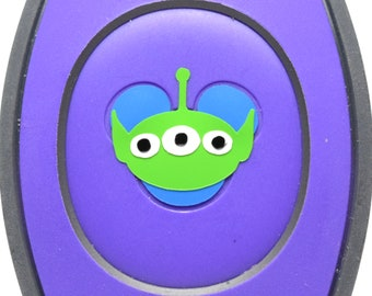 Toy Story Alien MagicBand 2.0 Decal | Magic Band Decals | Disney World Trip Vinyl Sticker