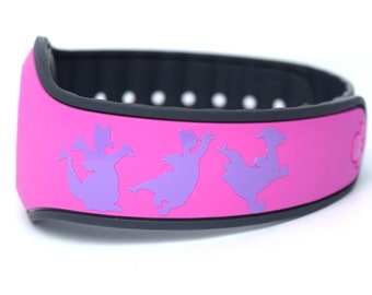 MagicBand Figment Decals   Magic Band Decal   Figment Magic Band Decals   Figment MagicBand Decal   Magic Band Figment   MagicBand Decal