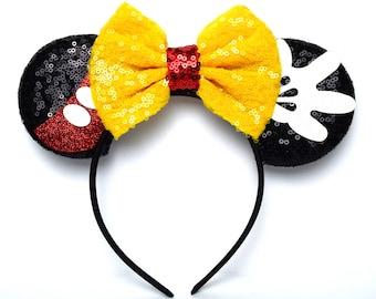 Mickey Minnie Ears | Mickey Mouse Ears | Mickey Ears | Mickey Disneyland Ears | Mickey Disney Ears | Disney Trip Ears | Disney World Trip