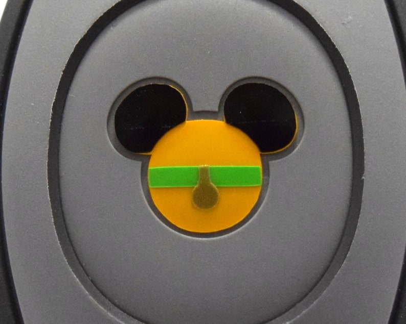Pluto MagicBand 2.0 Decal  Magic Band Decals  Disney World image 0