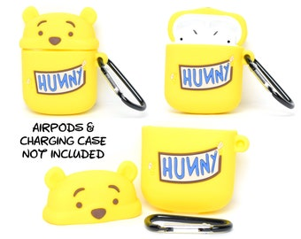 Hunny Winnie the Pooh AirPods Case Cover | AirPods & Charging Case NOT Included