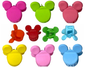 Mickey Mouse Hair Clips | Ready to Ship!