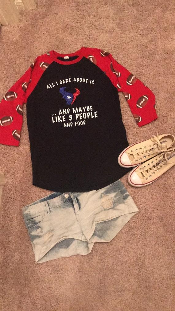 houston texans ladies shirts