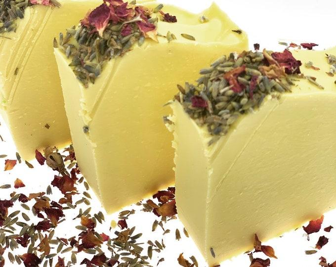 Lavender Castile Soap/Natural/Zero Waste/Toxin Free/Vegan