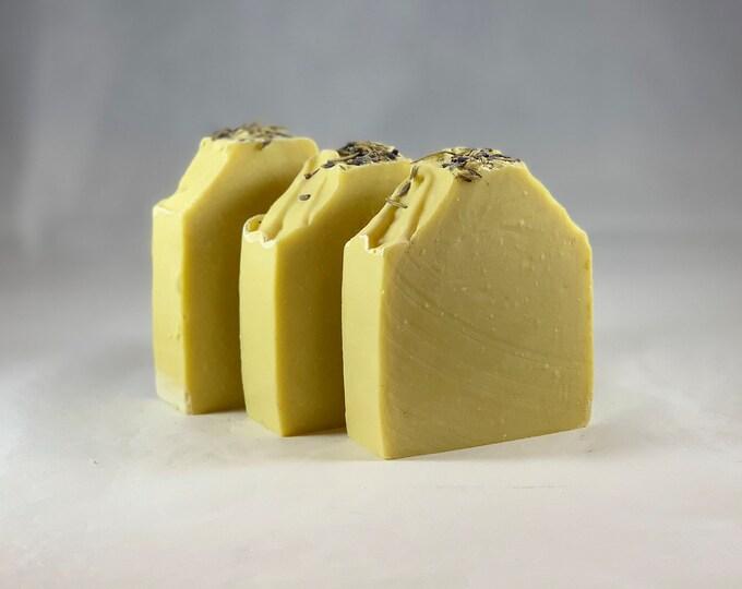Lavender Castille Soap/Lavender Infused Olive Oil Soap
