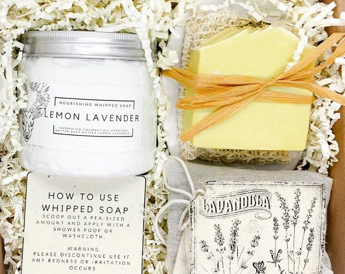 Customizable Soap Gift Set