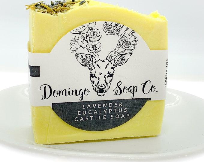 Lavender Eucalyptus Castile Soap