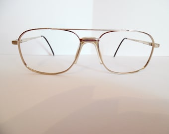 e24f4c76e49 Vintage STETSON 178 ZYLOWARE 057 Eyeglasses Designer Used Frame