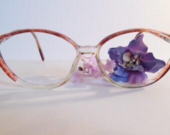 bab206efab0d Vintage TURA Mod 316 ROS Eyeglasses Used Frame made in ISRAEL