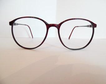 637b44335638 Vintage TURA MOD -903 WIN Eyeglasses Designer Used Frame Made in Japan