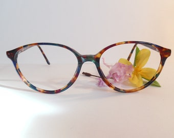5fa78f5d0a Vintage Metropolis by marcolin Eyeglasses Designer Used Frame Made in Italy