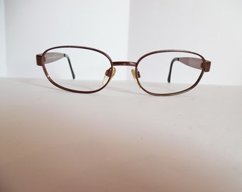 644daa790a02 Sergio Tacchini S.T. 1064-S T 869 LARGE Eyeglasses Designer Used Frame Made  in Italy