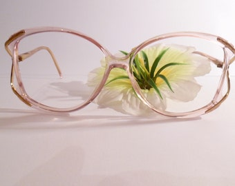 f32c219c0c Vintage Tura Mod 333 HGP Eyeglasses Used Gold plated Frame made in Japan