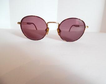 da5c950860 Vintage Sergio Tacchini S.T.1004-s T 807 Eyeglasses Designer Used Frame Made  in Italy
