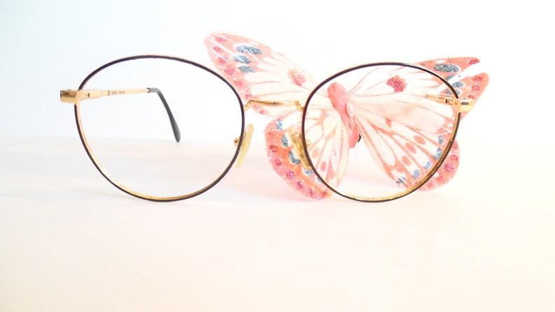3730b024029 Vintage Eyeglasses 90s. Optical Frames BerDel Steroflex Gold | Etsy