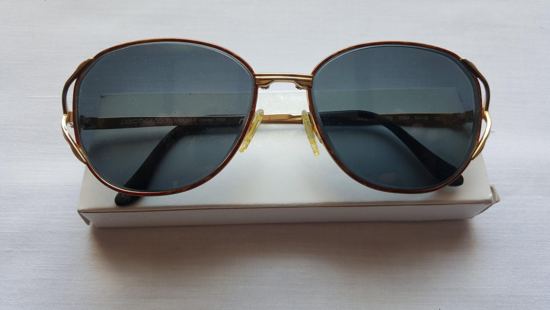 Luxottica Titan-P 1502 Frauen Brillen Rahmen Italien. 563 G | Etsy