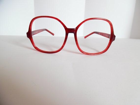 Vintage STEVE MADDEN Eyeglasses Designer Used Frame