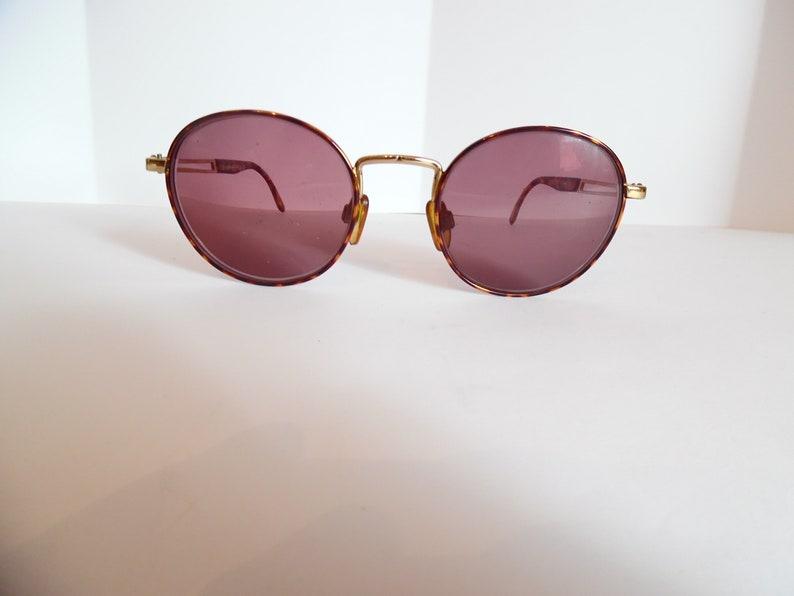 e9944a7fd8a6 Vintage Sergio Tacchini S.T.1004-s T 807 Eyeglasses Designer