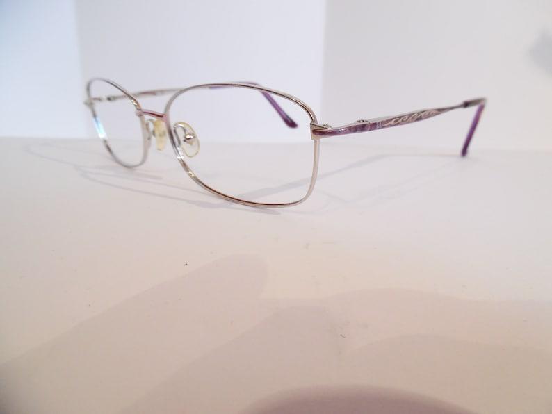d1bca8852e84 Vintage Elizabeth Arden EA-1019-2 Eyeglasses Designer Used