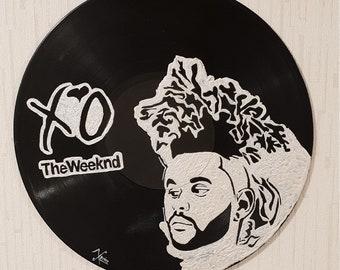 Vinyl Art - The Weeknd