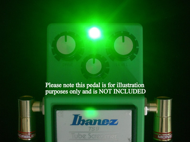 Ibanez TS9 Tube Screamer to TS808 Pedal DIY Mod Kit - Upgrade your effect  pedal