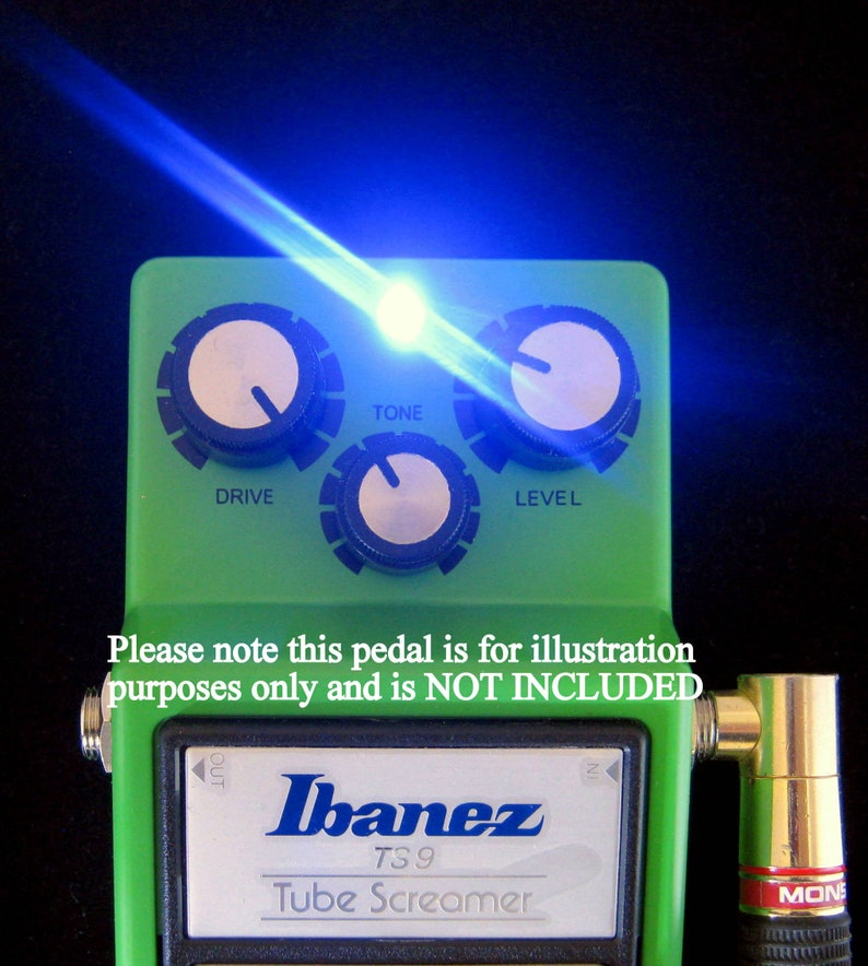Ibanez TS9 Tube Screamer to TS9 BAKED MOD DIY Mod Kit Upgrade Your Effect  Pedal