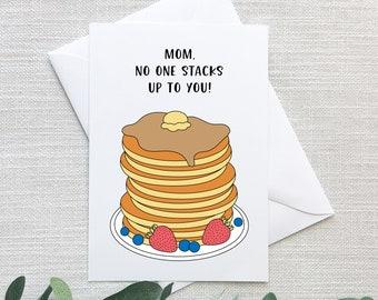 SALE Let/'s do pancakes card cc30