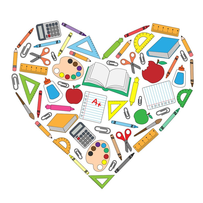 Teacher Appreciation Love for Teaching Teacher Thank You Card