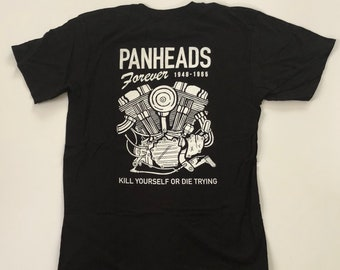 Panheads Forever 1948-1965 T-Shirt