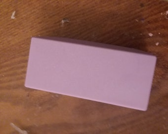Lavender Soap purple